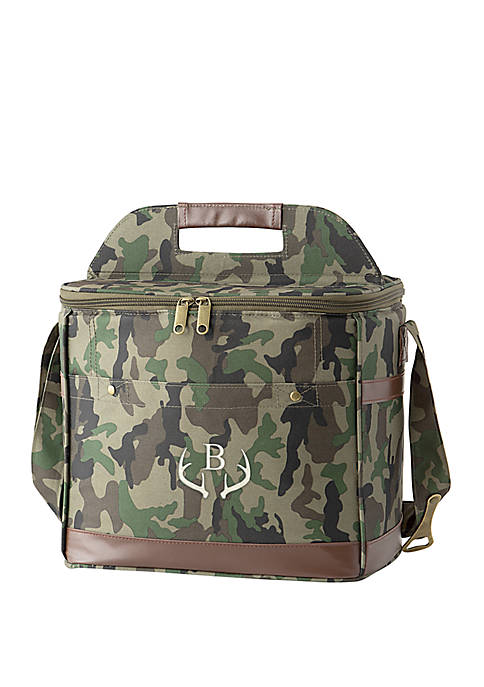 Cathy's Concepts Personalized 12 Pack Camo Cooler