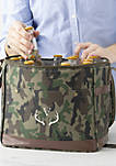 Personalized 12 Pack Camo Cooler