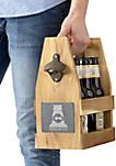 Groomsman Beer Carrier