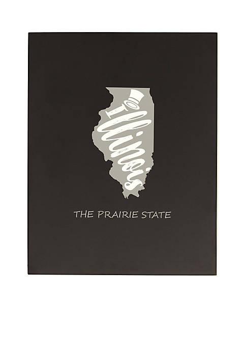 My State Chalkboard - Illinois