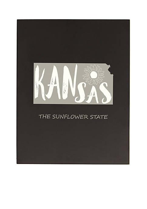 My State Chalkboard - Kansas