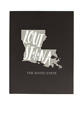 My State Chalkboard - Louisiana
