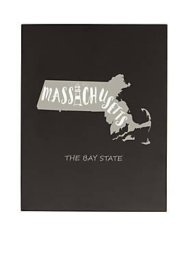 My State Chalkboard - Massachusetts