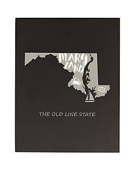 My State Chalkboard - Maryland
