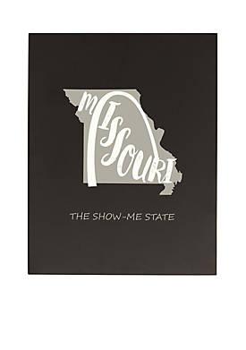 My State Chalkboard - Missouri