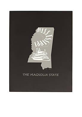 My State Chalkboard - Mississippi