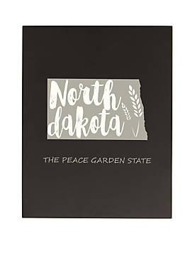 My State Chalkboard - North Dakota