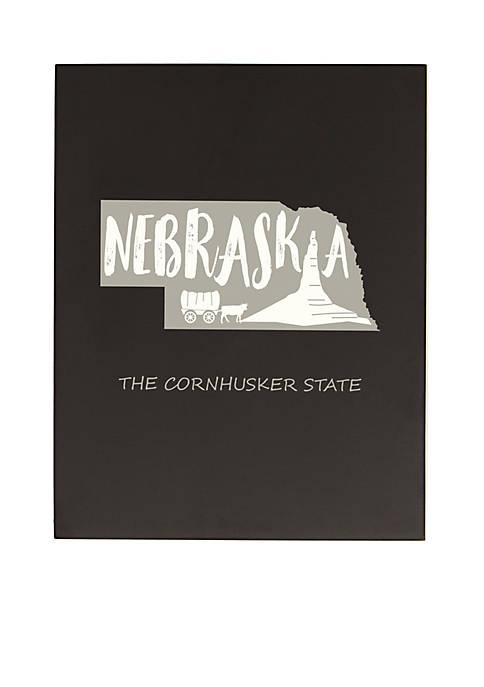 My State Chalkboard - Nebraska