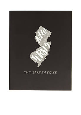 My State Chalkboard - New Jersey