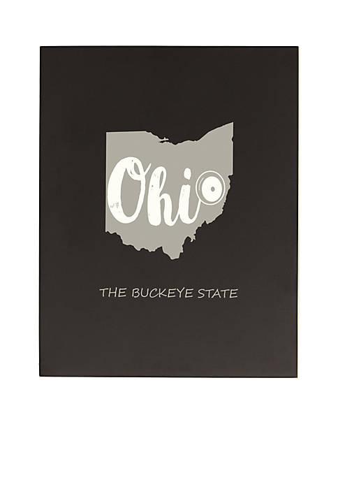 My State Chalkboard - Ohio