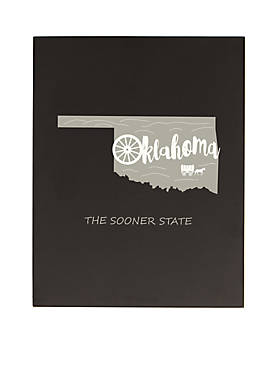 My State Chalkboard - Oklahoma