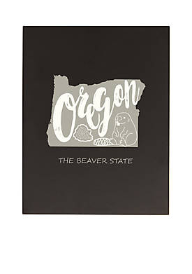 My State Chalkboard - Oregon