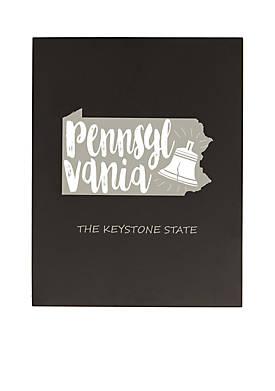 My State Chalkboard - Pennsylvania