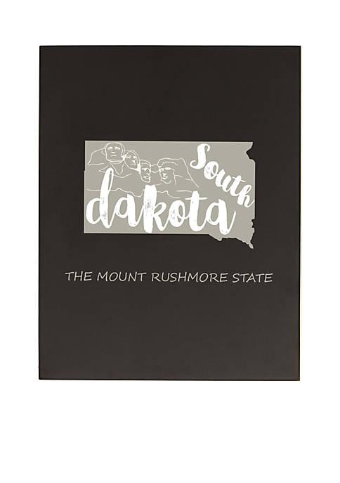 My State Chalkboard - South Dakota