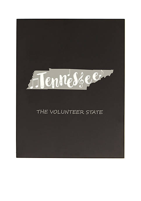 My State Chalkboard - Tennessee