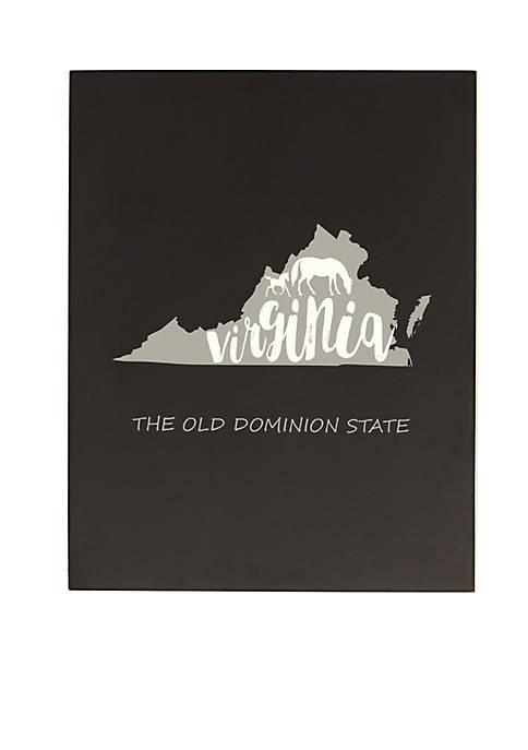 My State Chalkboard - Virginia