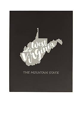 My State Chalkboard - West Virginia