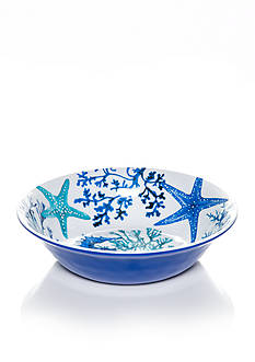 Home Accents® Coral Reef Cereal Bowl