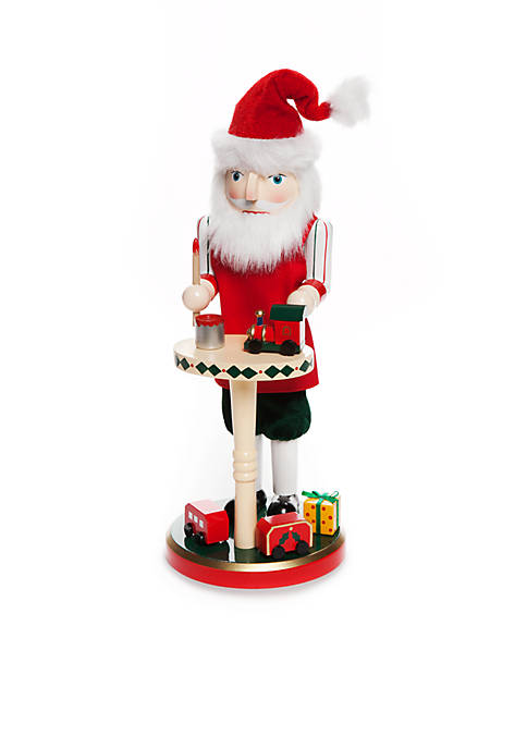Home Accents® Santa Stop Here Santas Work Shop