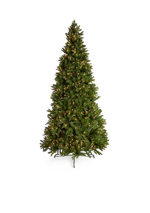 Home Accents® Northwest Cascade Pine 10-Colorway Changing Lights