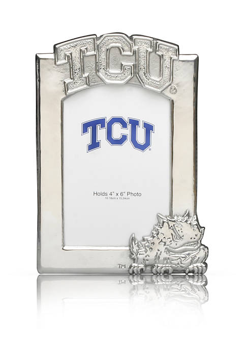 Arthur Court NCAA TCU Horned Frogs 4x6 Photo