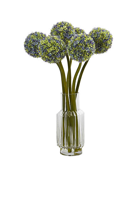 Ball Flower Artificial Arrangement