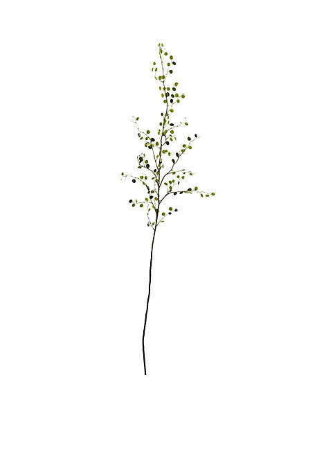 Night Willow Artificial Flower Stems, Set of 6