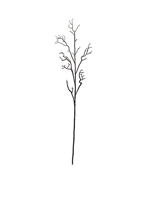 Deadwood Stem Artificial Flower Stem, Set of 6