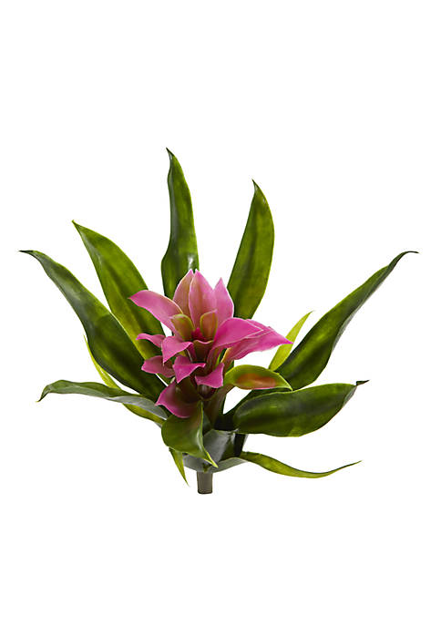 Nearly Natural Bromeliad Artificial Flower