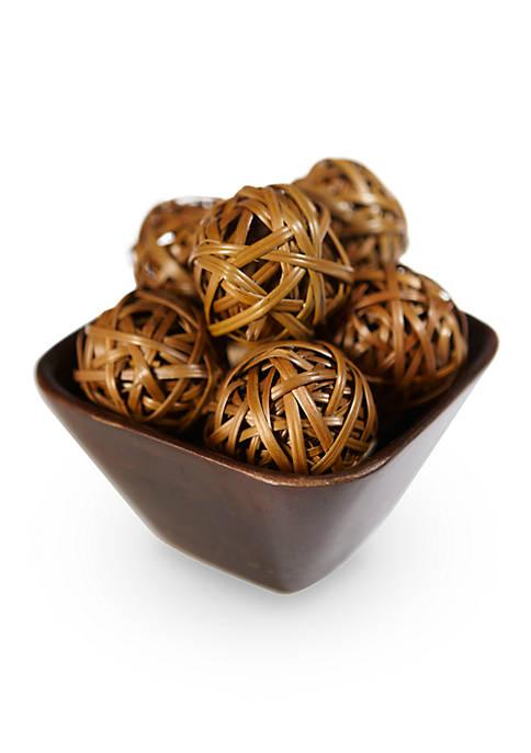 Nearly Natural Decorative Balls