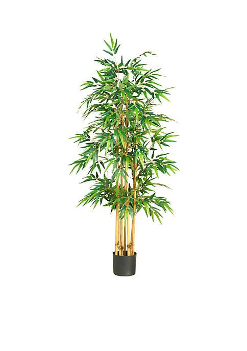 Nearly Natural 64-Inch Bamboo Silk Tree