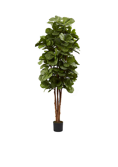 Nearly Natural Fiddle Leaf Fig Tree