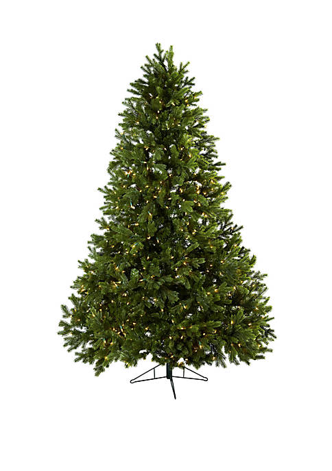 Nearly Natural 7.5 ft Royal Grand Christmas Tree