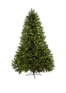 7.5 ft Royal Grand Christmas Tree with Clear Lights