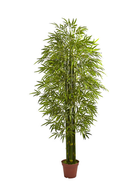 Nearly Natural Bamboo Tree Indoor/Outdoor