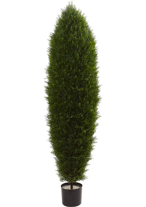 Nearly Natural Cypress Tree Indoor/Outdoor