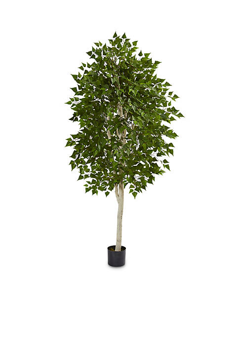 Nearly Natural 6-ft. Birch Artificial Tree