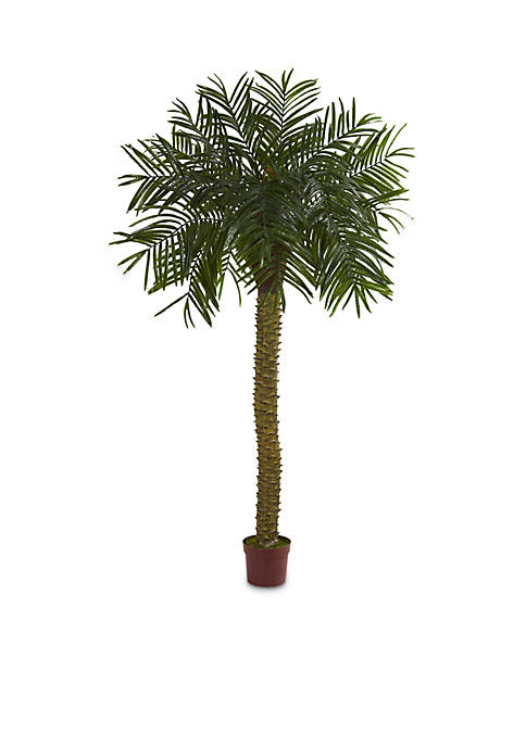 Nearly Natural 7-ft. Prickly Palm Artificial Tree