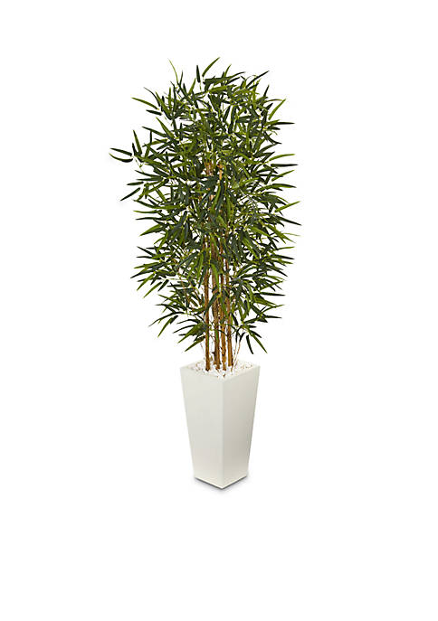 Nearly Natural Bamboo Artificial Tree