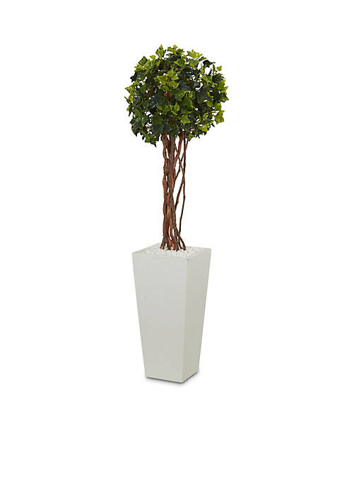 Nearly Natural 3-ft. English Ivy Artificial Tree (Indoor/Outdoor)