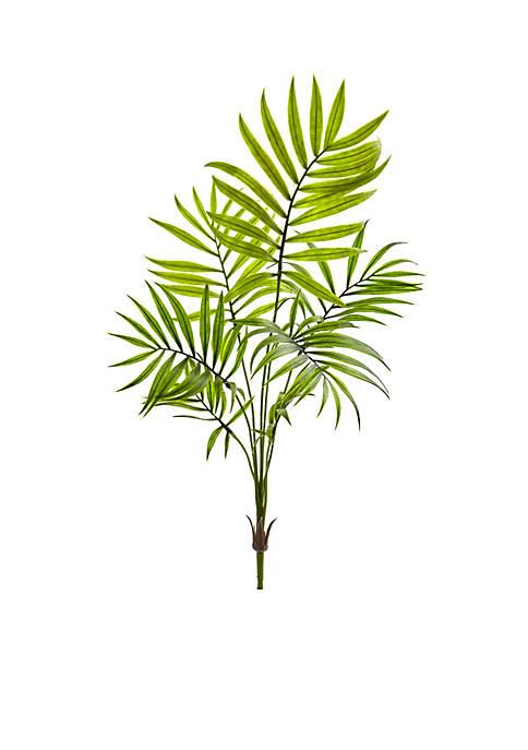 Nearly Natural Mini Areca Palm Artificial Bush