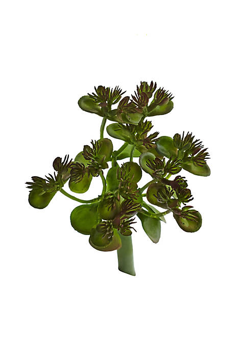 Sedum Succulent Artificial Plant, Set of 12