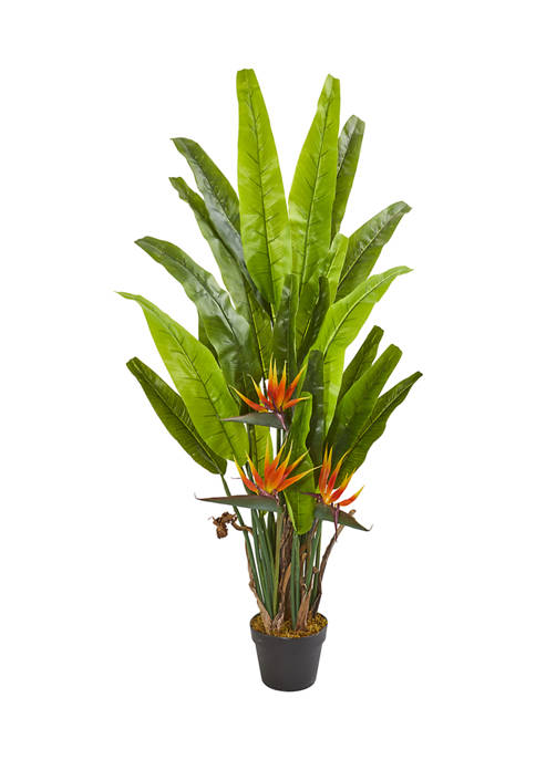 Nearly Natural Bird of Paradise Plant
