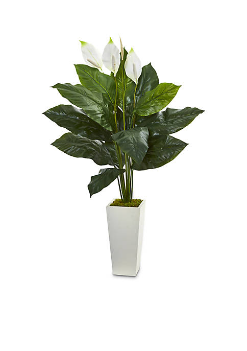 Nearly Natural Spathiphyllum Artificial Plant