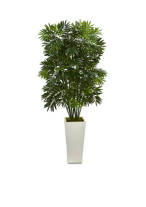 Nearly Natural Mini Bamboo Palm Artificial Plant