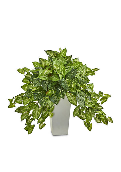 Nearly Natural Nephthytis Artificial Plant