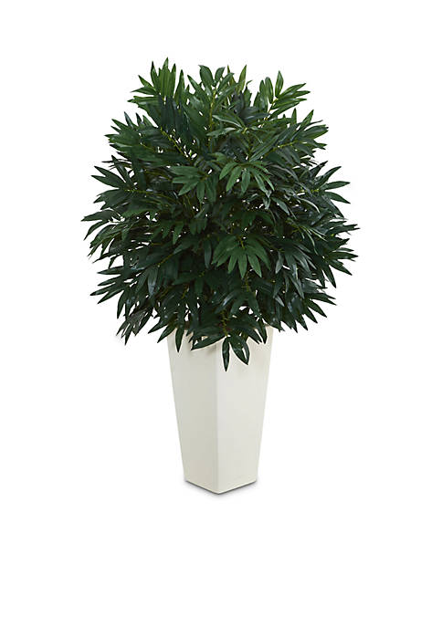 Nearly Natural Double Bamboo Palm Artificial Plant