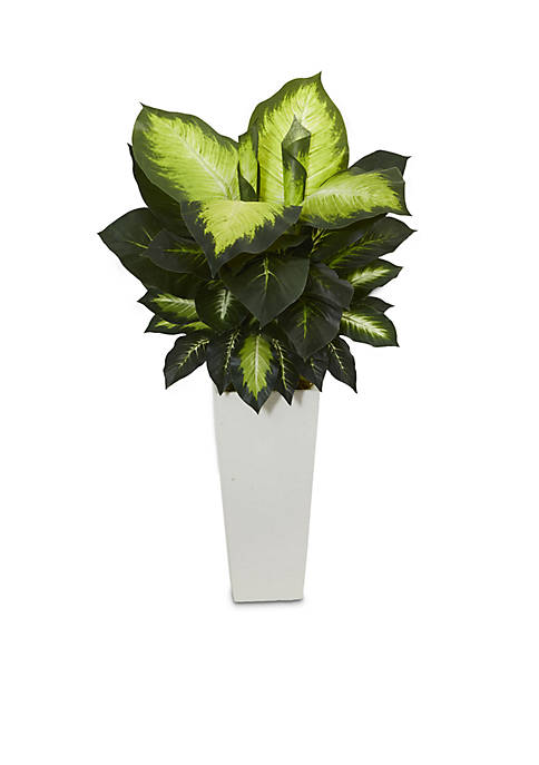 Nearly Natural Golden Dieffenbachia Artificial Plant