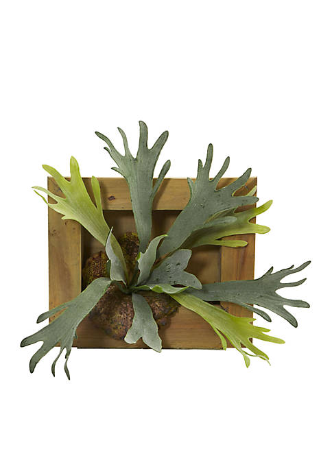 Staghorn Artificial Plant