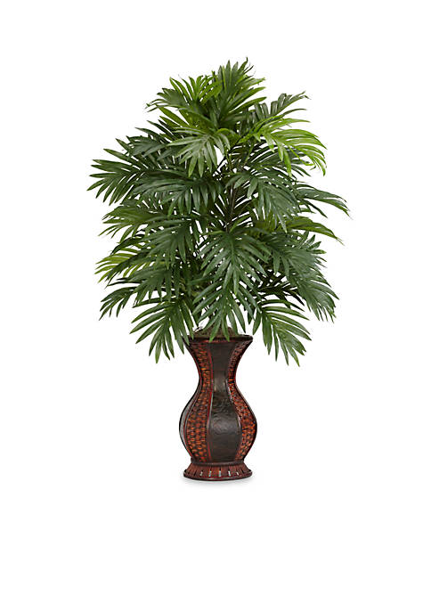Nearly Natural 37-in. Areca Silk Plant Palm With